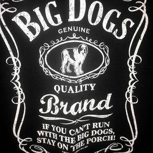 Big Dogs tshirt
